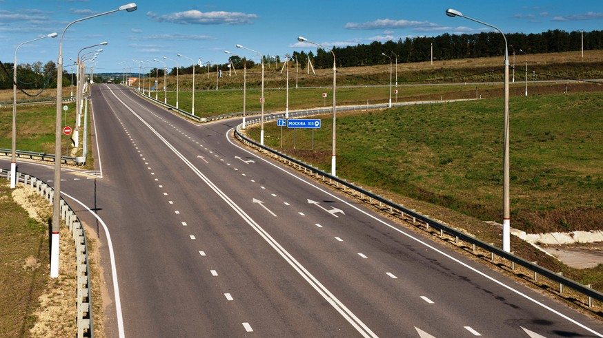Реконструкцию на платной трассе М-4 «Дон» завершат в 2021 году