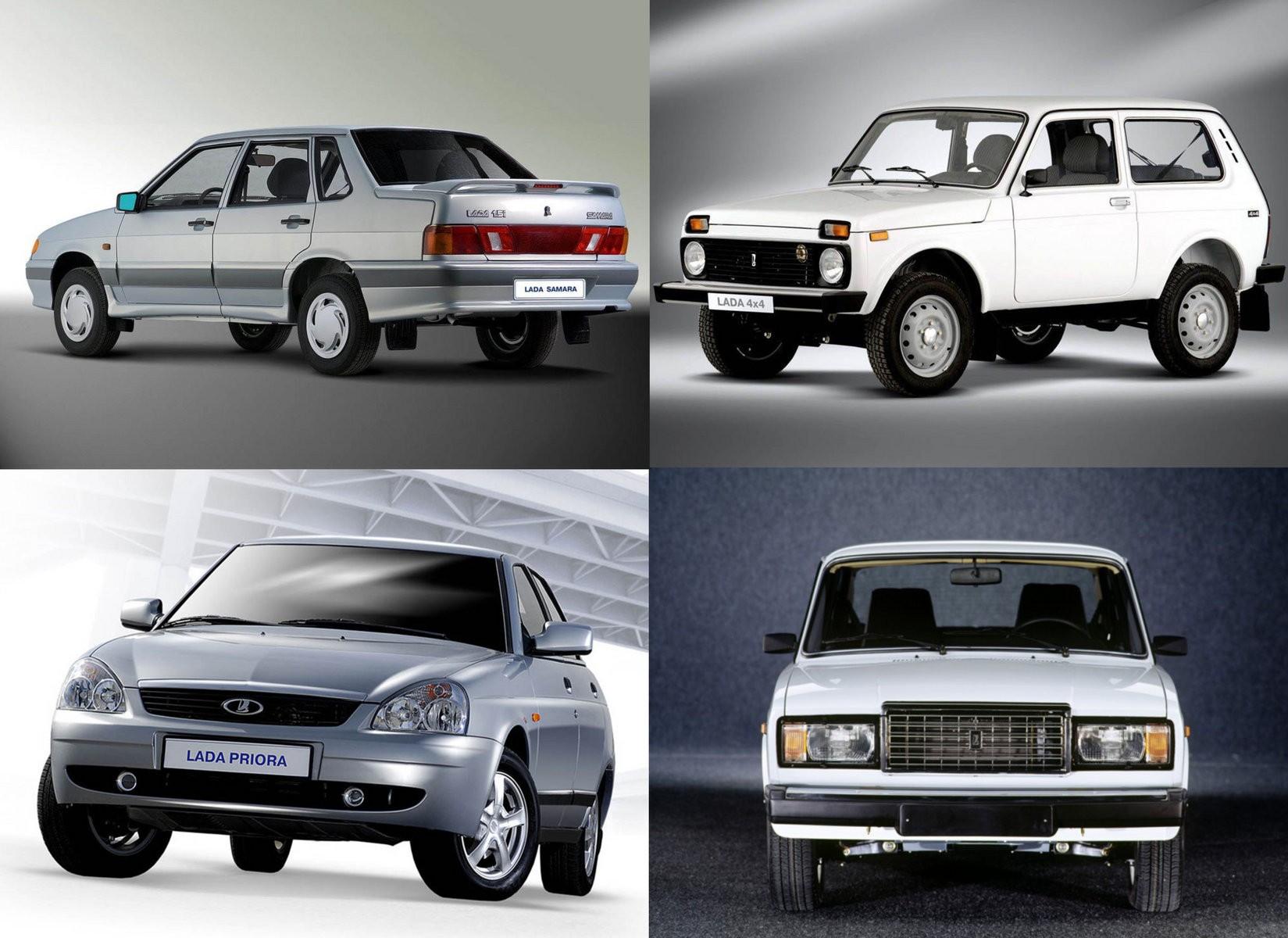 быстро можно автомобили ваз весь модельный ряд фото лучше