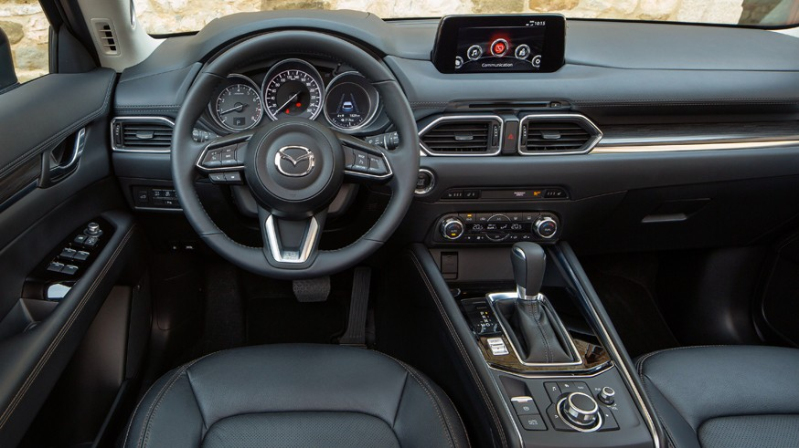 У BMW X4 появится новый конкурент: первое изображение Mazda CX-50