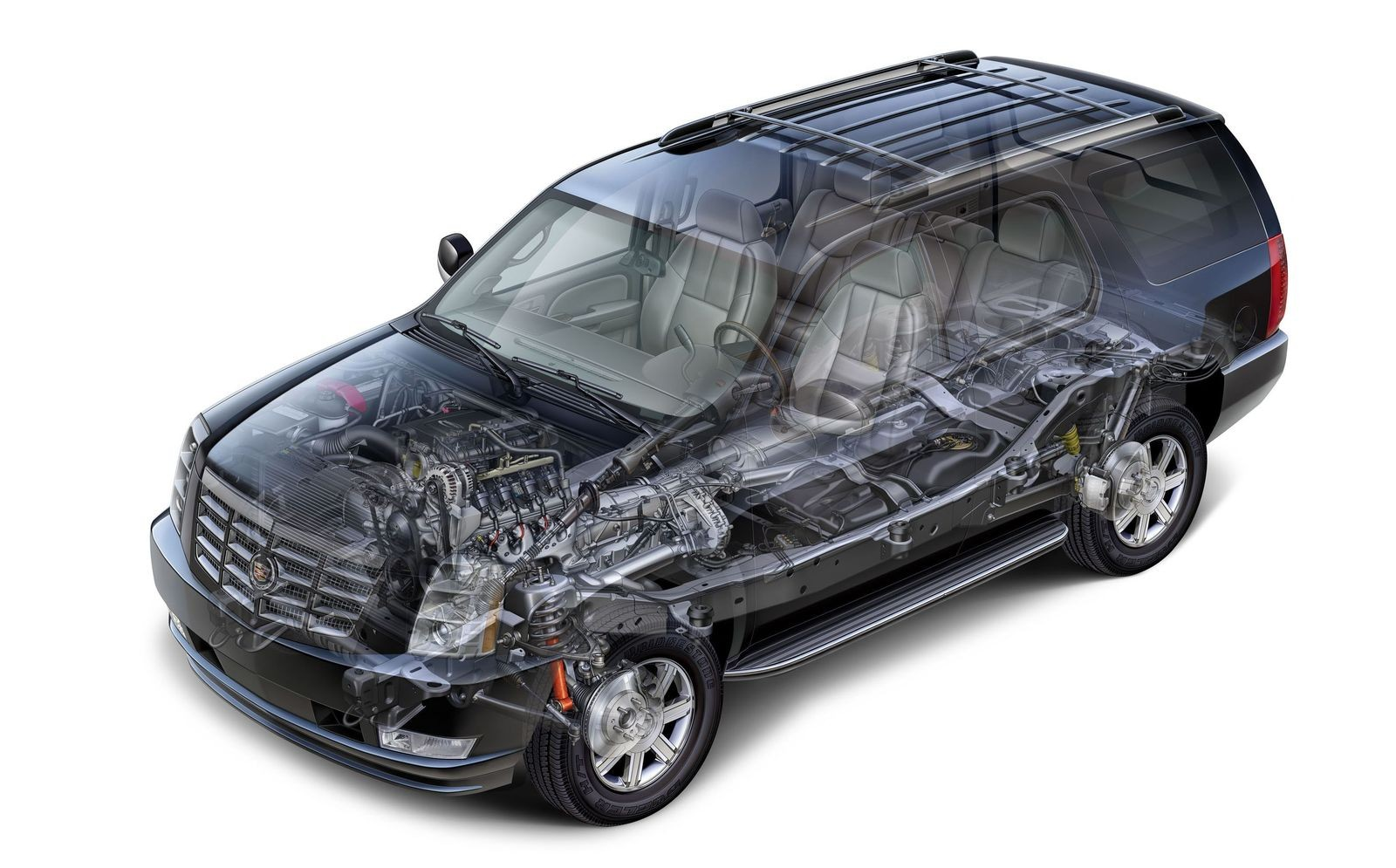 5 причин покупать и не покупать Cadillac Escalade III