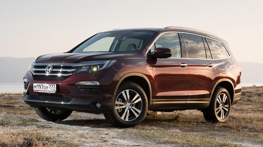 Расширен перечень машин, попадающих под налог на роскошь: в списке Honda, Mazda и Subaru