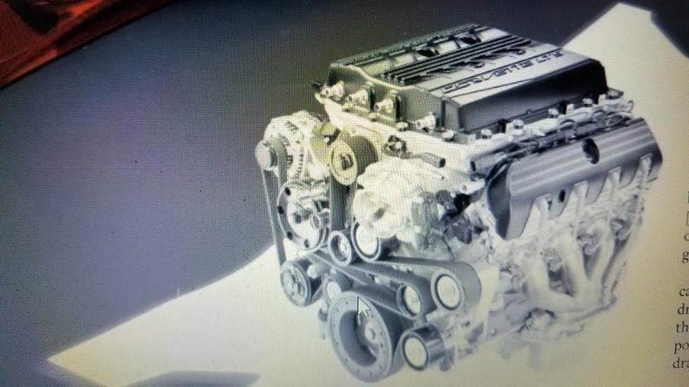 Chevrolet Corvette ZR1 3