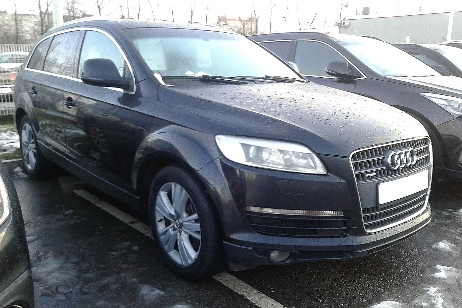 Audi Q7 l