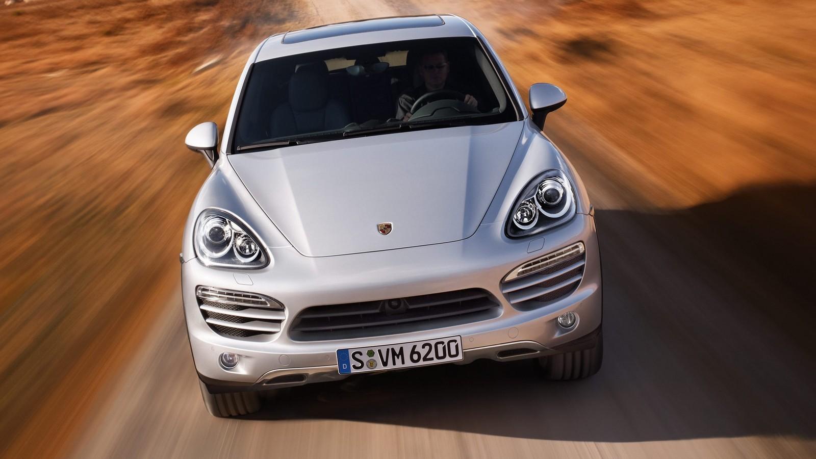 Porsche Cayenne (958) '2010–14