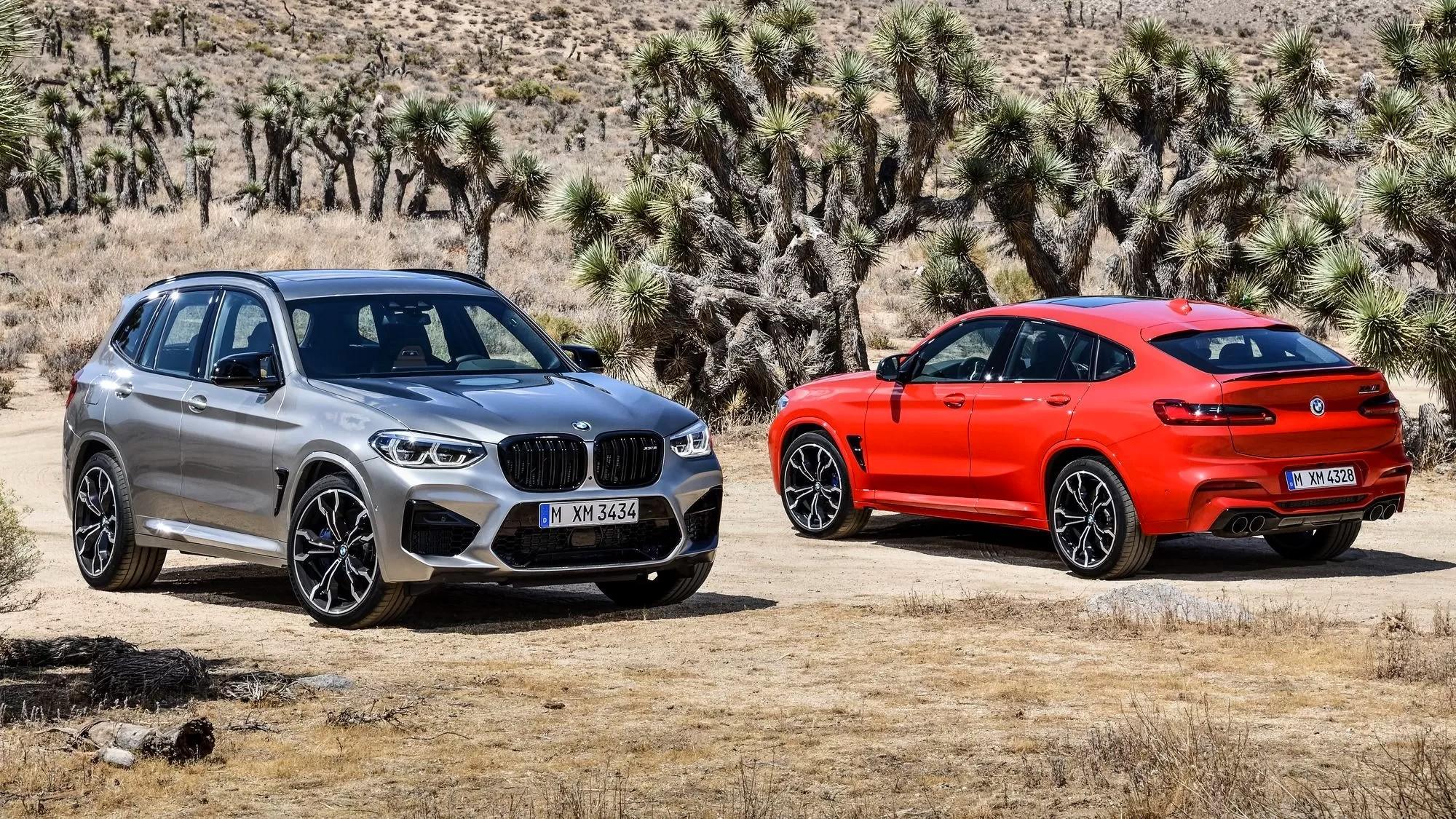 BMW отзывает машины в России из-за риска обрыва рулевых тяг