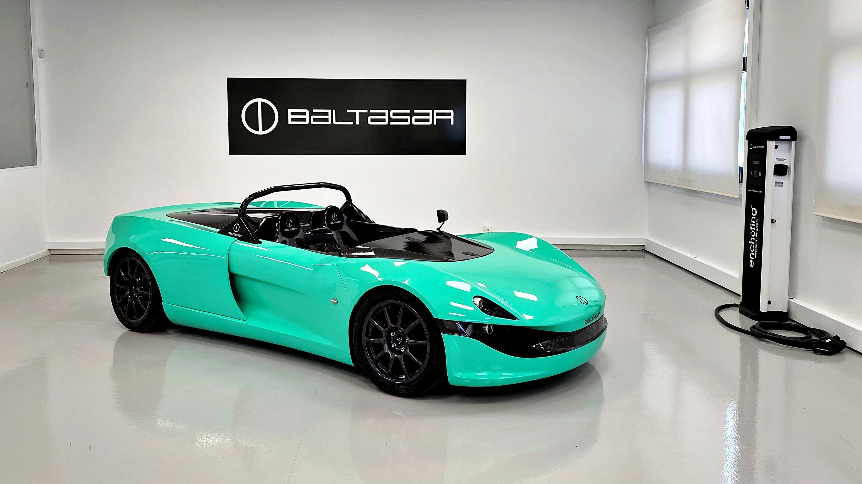 Baltasar Revolt – лёгкая и аскетичная испанская альтернатива новому Tesla Roadster