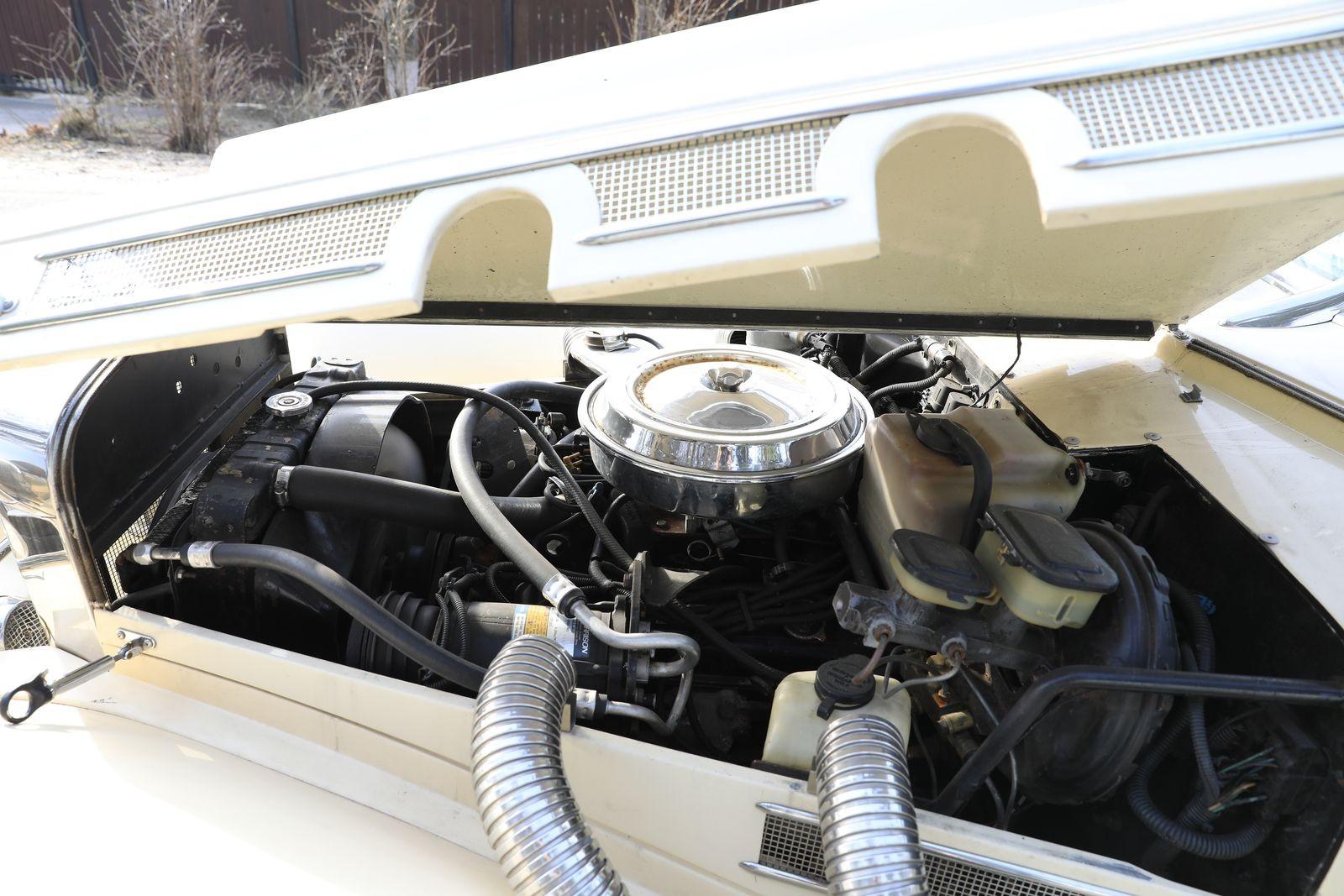 Не колхоз, а реплика: тест Mercedes-Benz 500K на базе Chevrolet Caprice