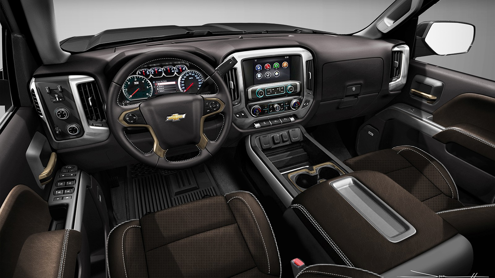 With premium leather interior accents and unique appearance enha