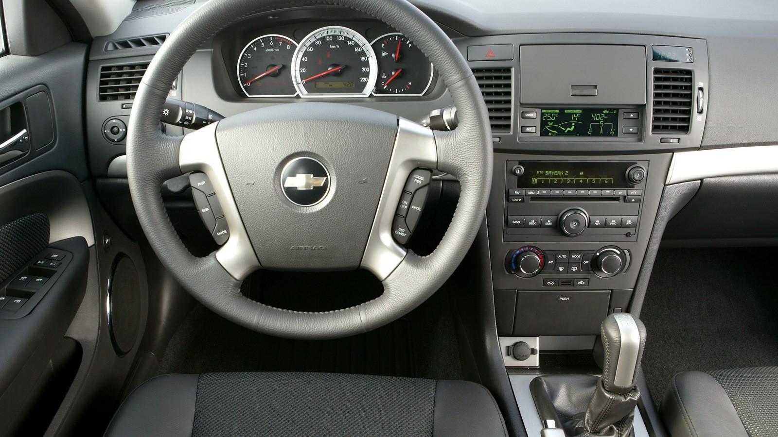Торпедо Chevrolet Epica '2006–08