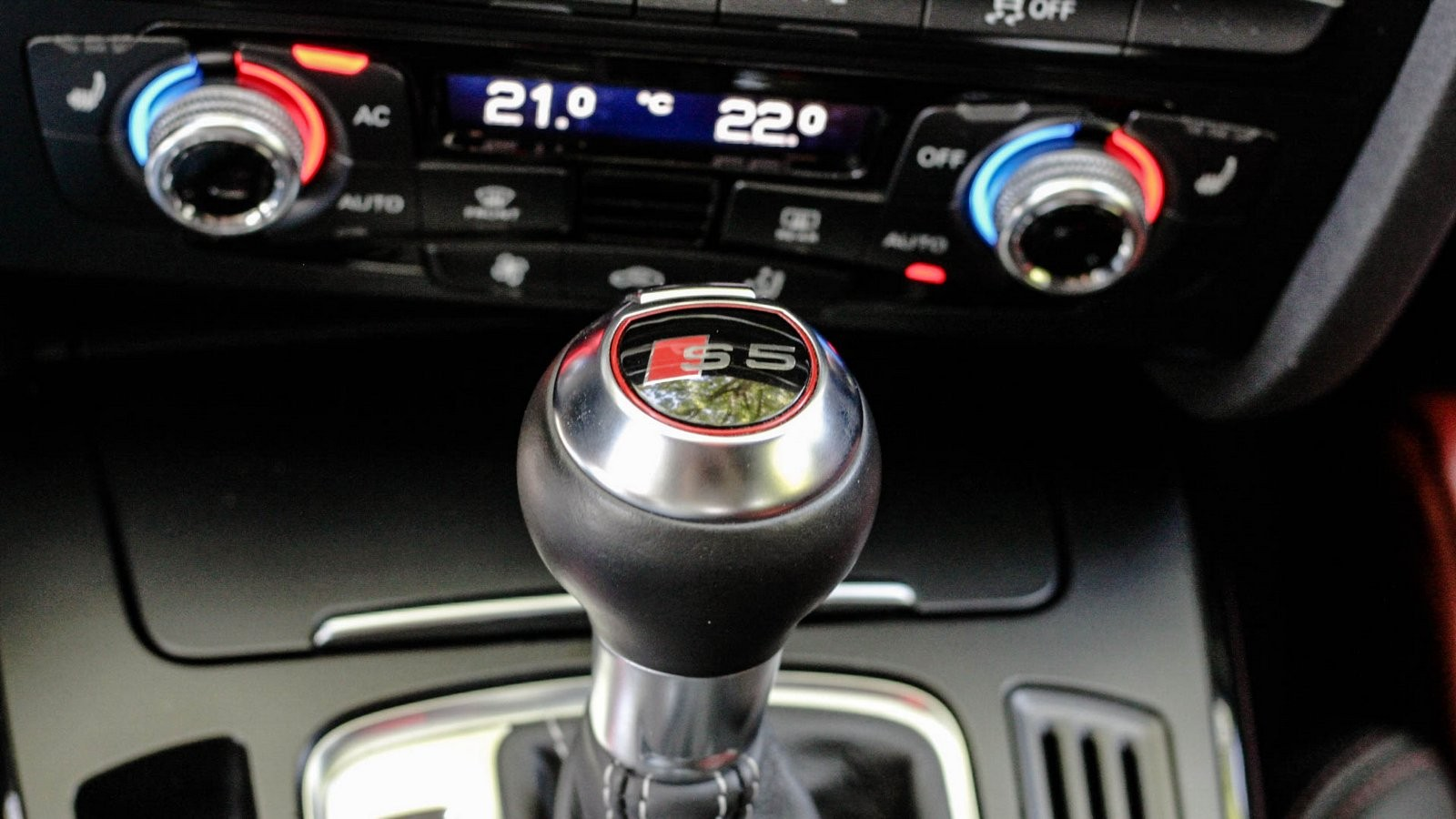 Audi A5 Sportback рычаг переключения кпп