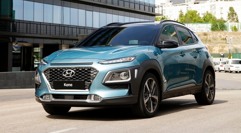 На фото: Hyundai Kona