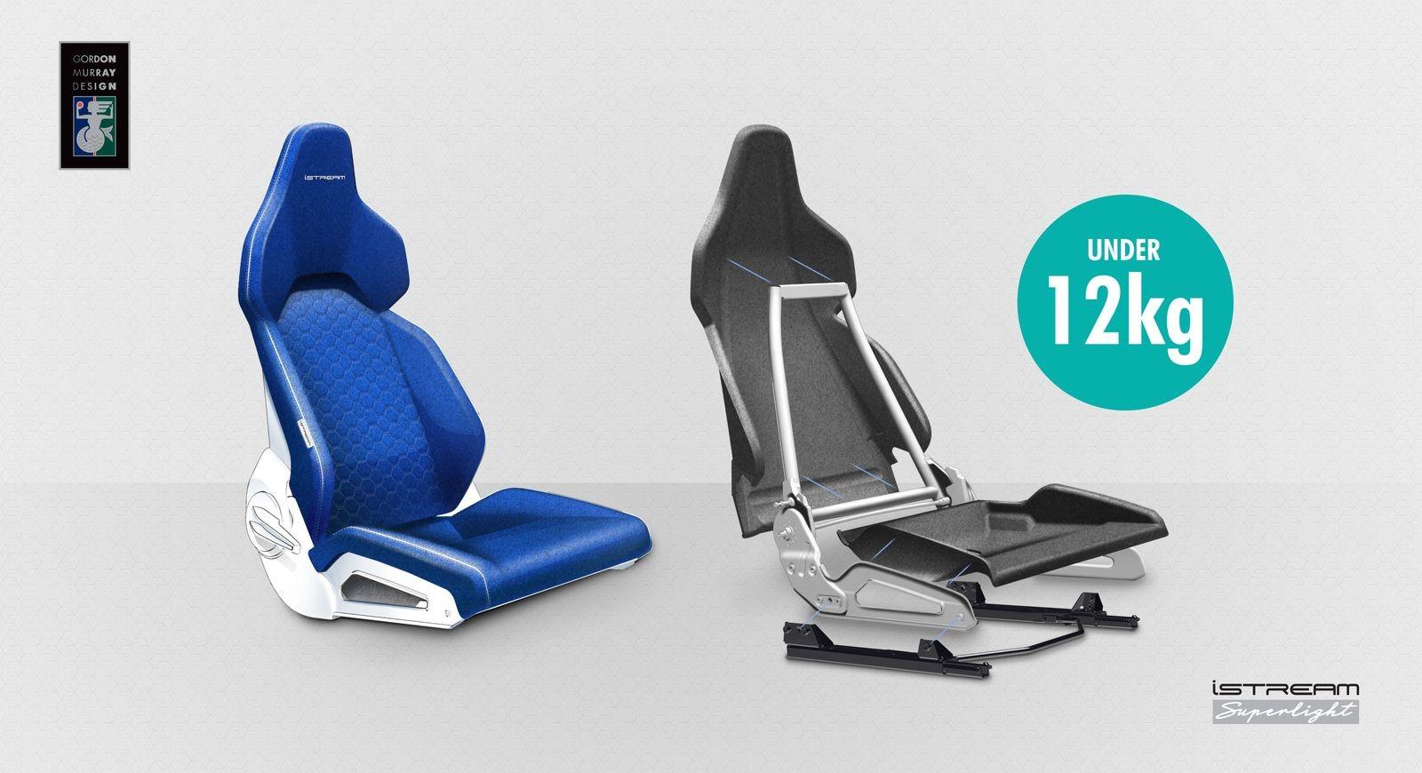PR Images — iStream Lightweight Seat