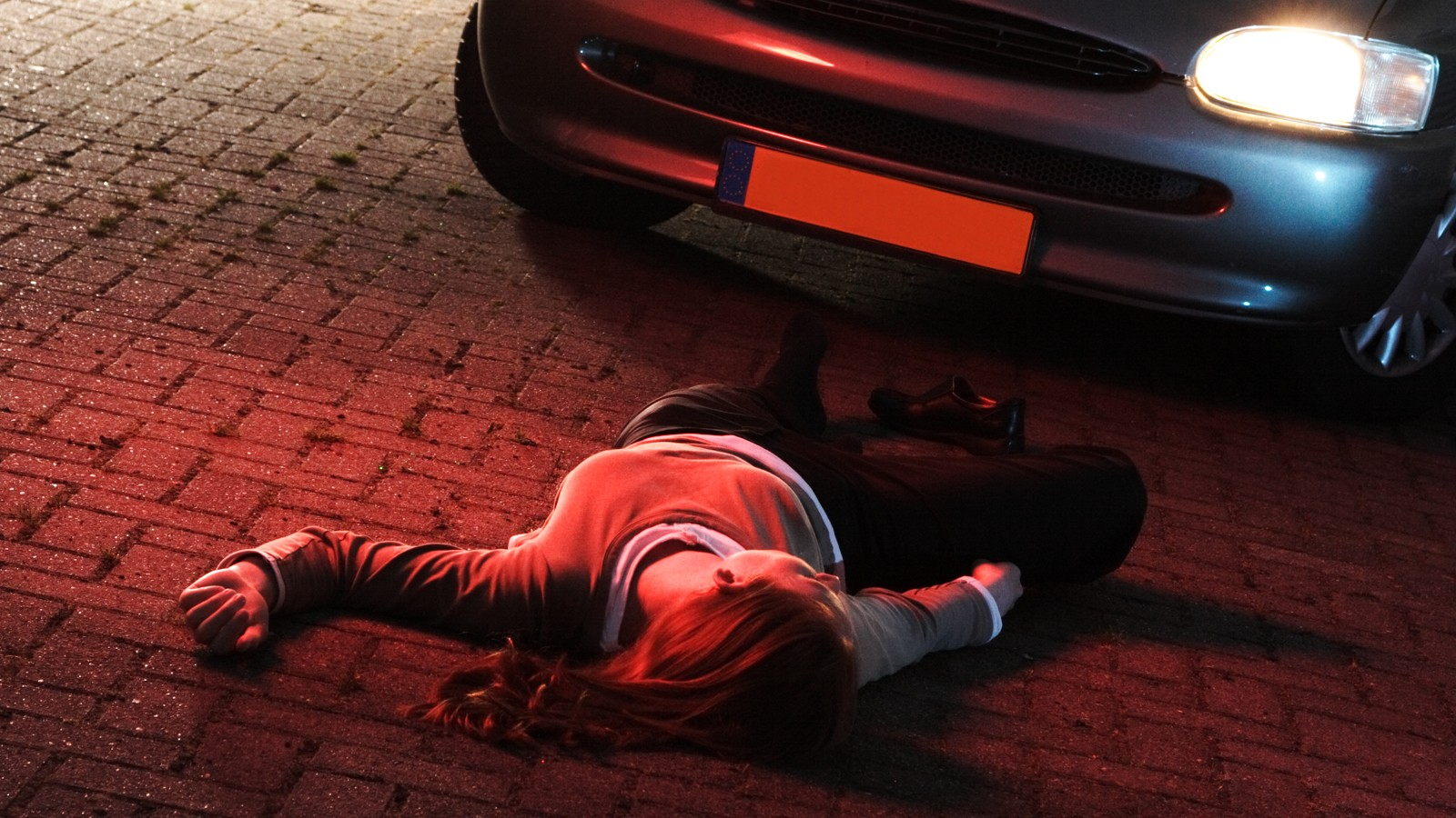 A Woman Killed in a Car Accident