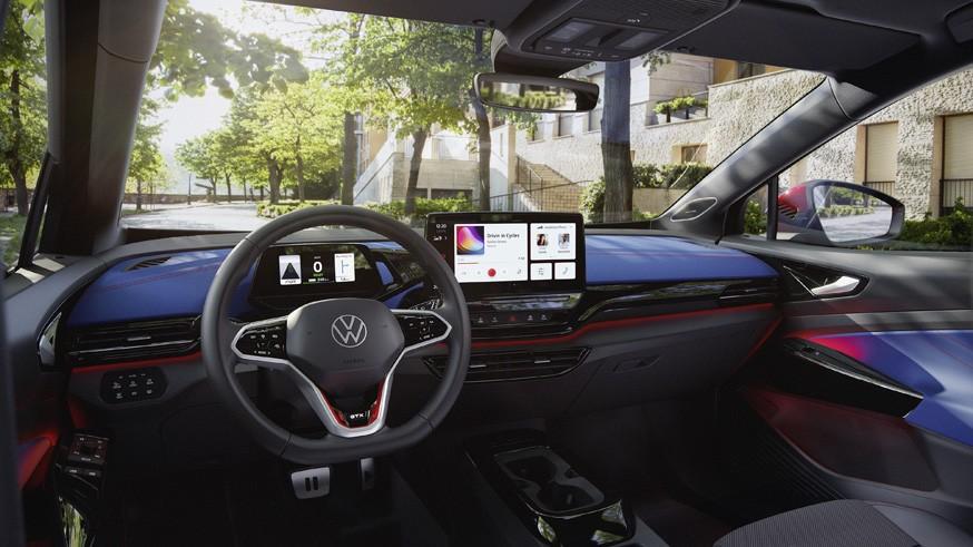 Volkswagen ID.4 GTX: почти 300 лошадиных сил, полный привод, 6,2 секунды до «сотни»
