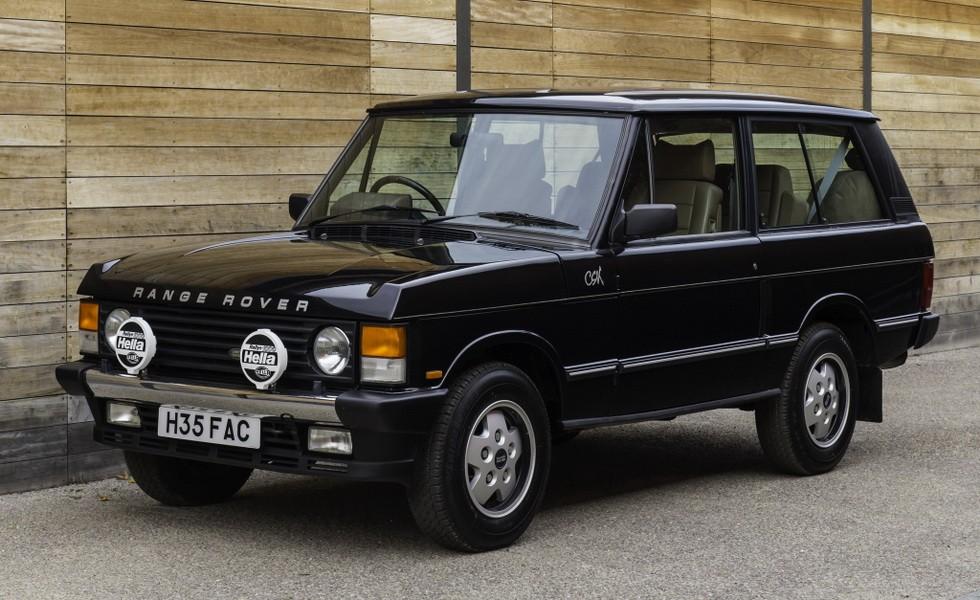 Range Rover CSK 1990