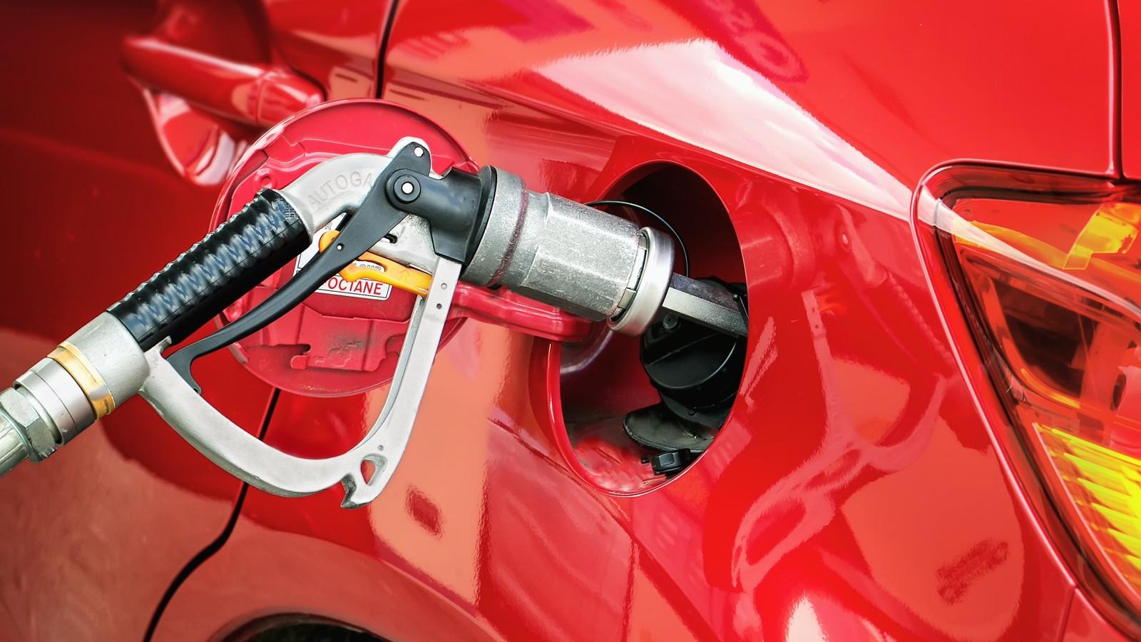 Autogas / LPG pump