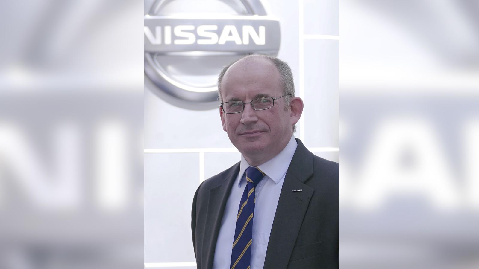 Мэттью Юинг, Nissan