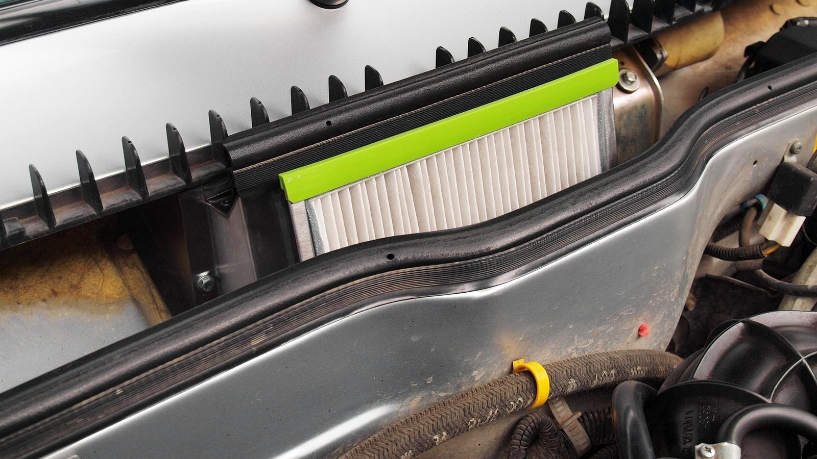 Адаптер салонного фильтра ВАЗ-2110 – готовое изделие, приобретённое в интернете
