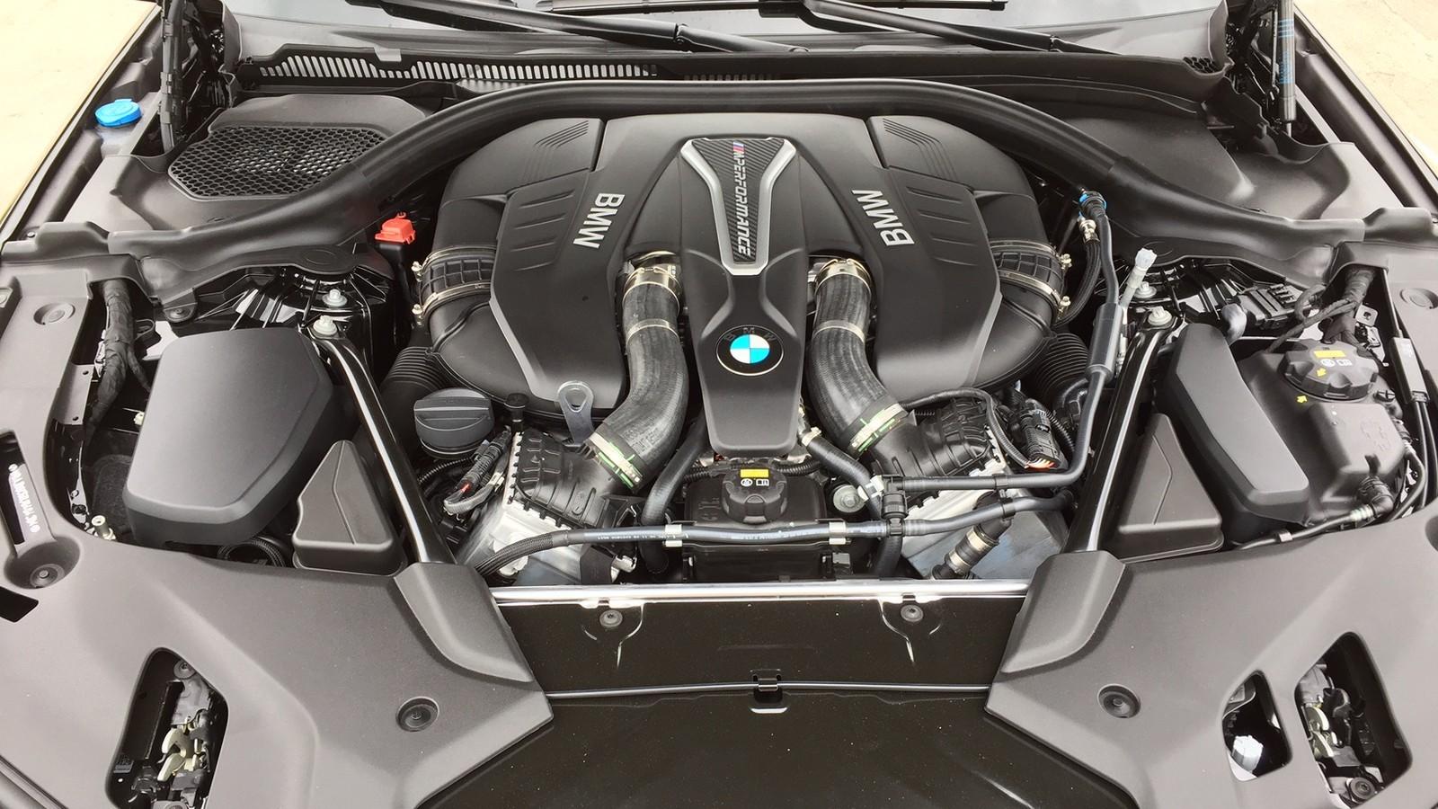BMW M550i Дэйва