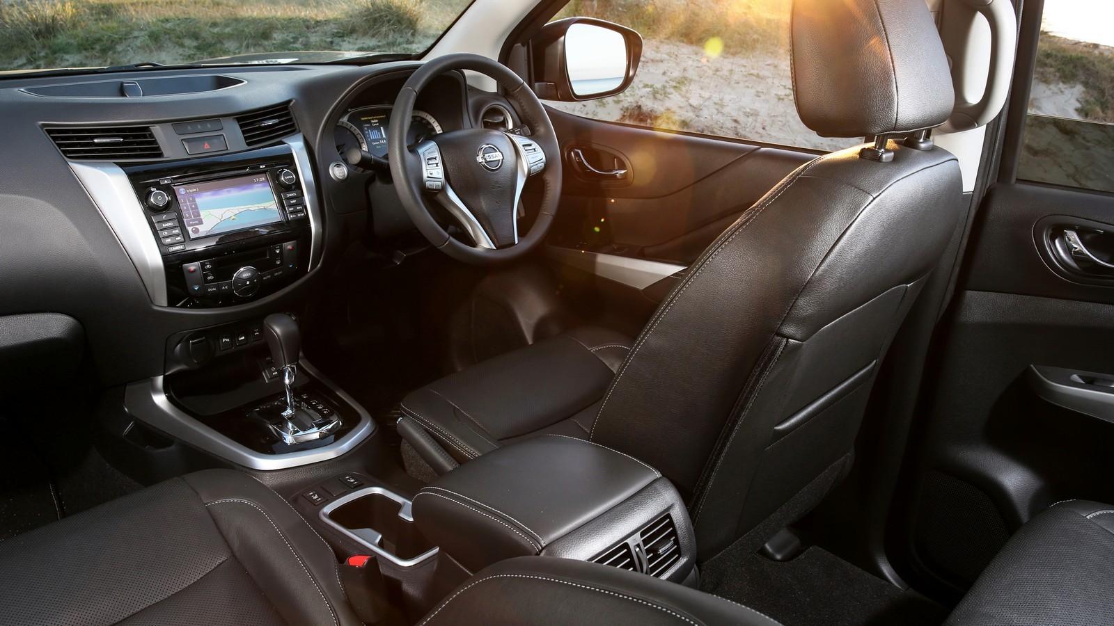 Nissan Navara ST-X Dual Cab 4×4