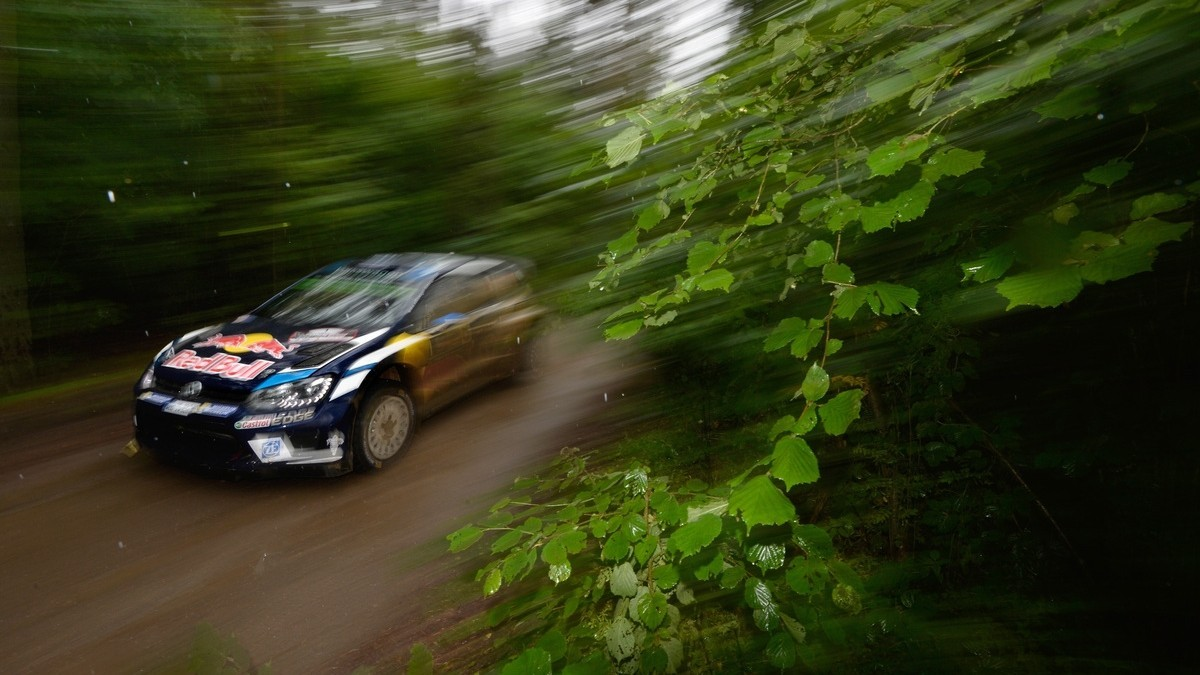 На Ралли Польши у Ожье была очень тяжелая гонка, и он даже не вошел в тройку лучших