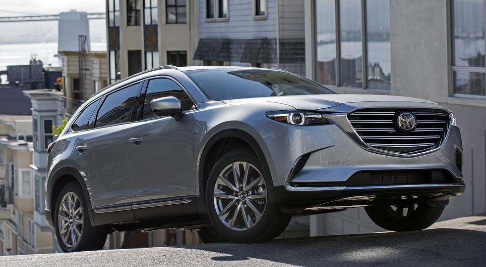 На фото: Mazda CX-9
