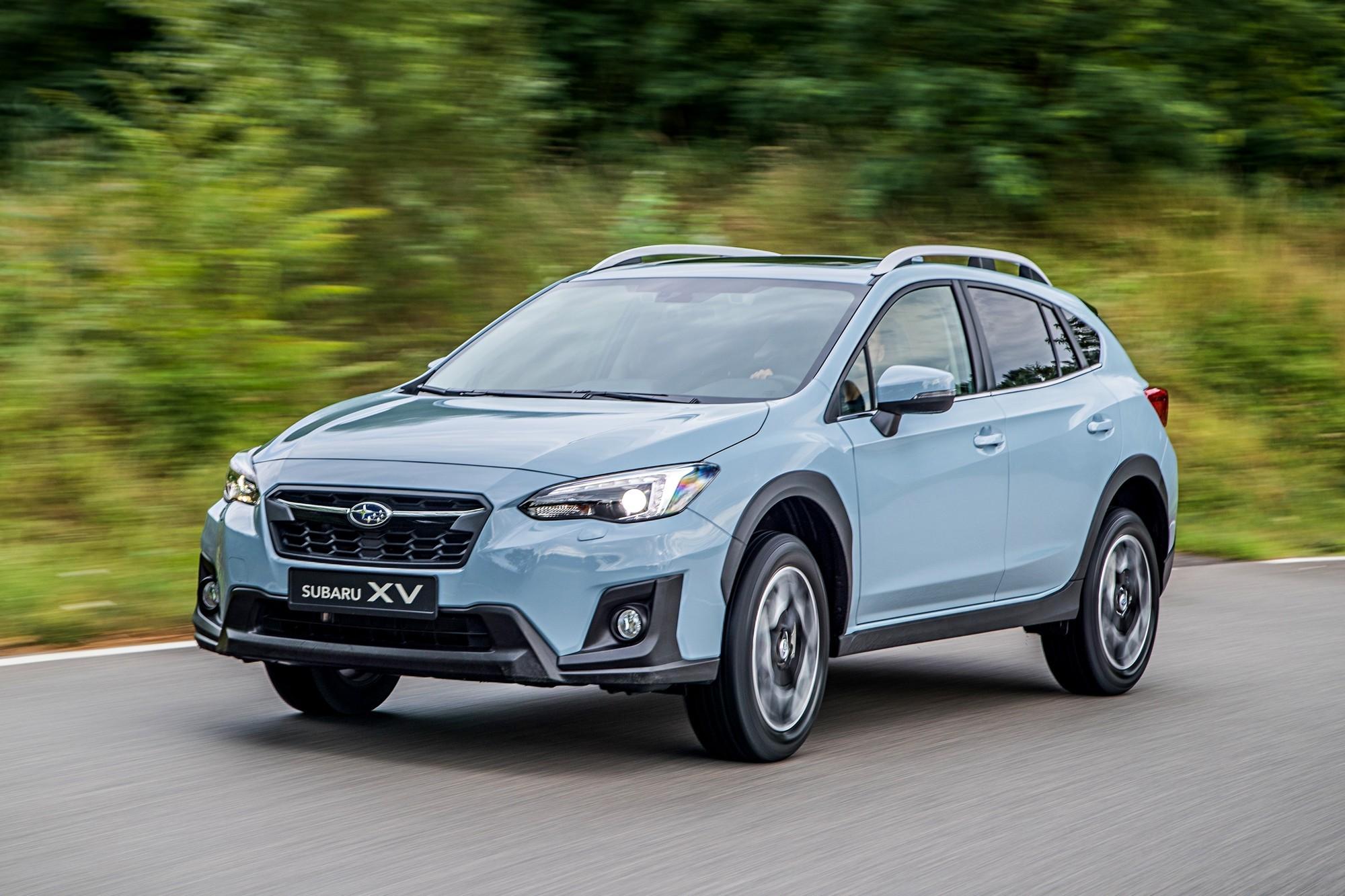 Subaru отзывает в РФ кроссоверы XV и Forester: задняя подвеска может развалиться