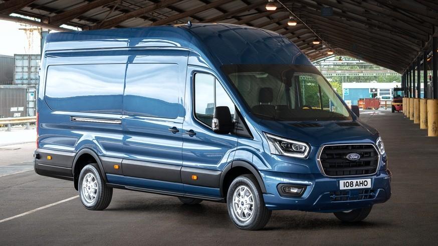 Ford в преддверии премьеры «зелёного» Transit решил подразнить очередным тизером