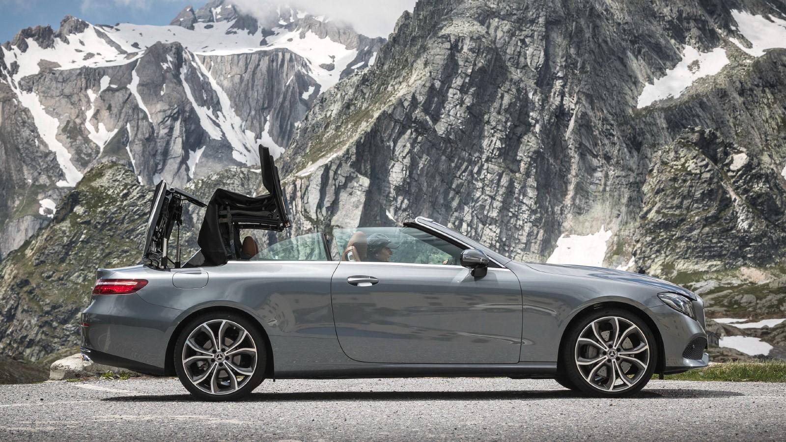 Mercedes-Benz E 220 d Cabrio (A238) '2017–н.в.
