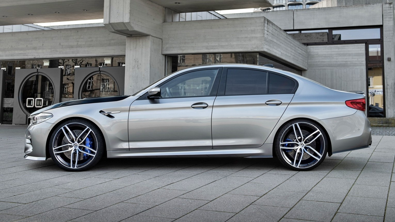 BMW M5 от G-Power: 900 л.с., чуть быстрее и намного дешевле Брабуса