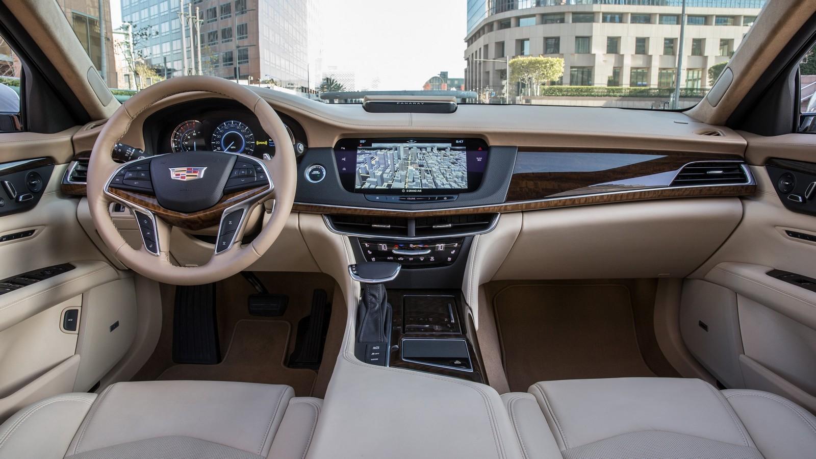 2016 Cadillac CT6, Los Angeles, CA