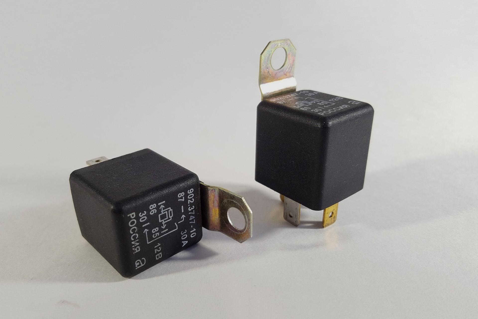 001 8 - Устройство 5 контактного реле
