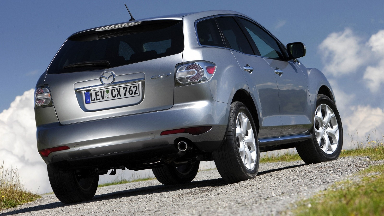Mazda CX-7 '2009–12