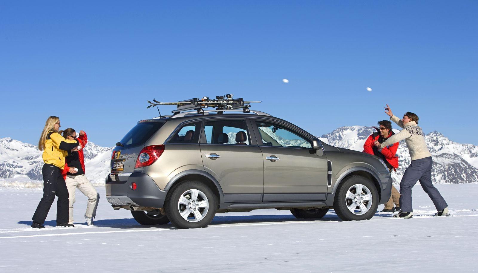 5 причин покупать и не покупать Opel Antara I