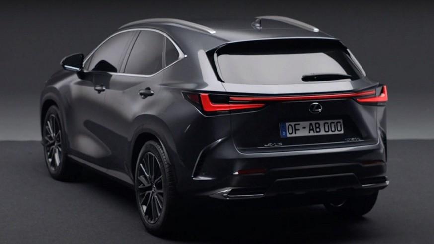 Lexus играет в интригу: NX нового поколения продолжает раскрываться на фото