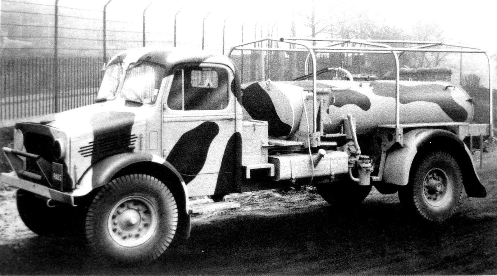 Ford, Bedford, Austin и, конечно, Studebaker: знаменитые и малоизвестные грузовики ленд-лиза