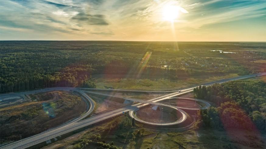 Строительство платной трассы М-12: работы над участком от Казани до Екатеринбурга уже начались