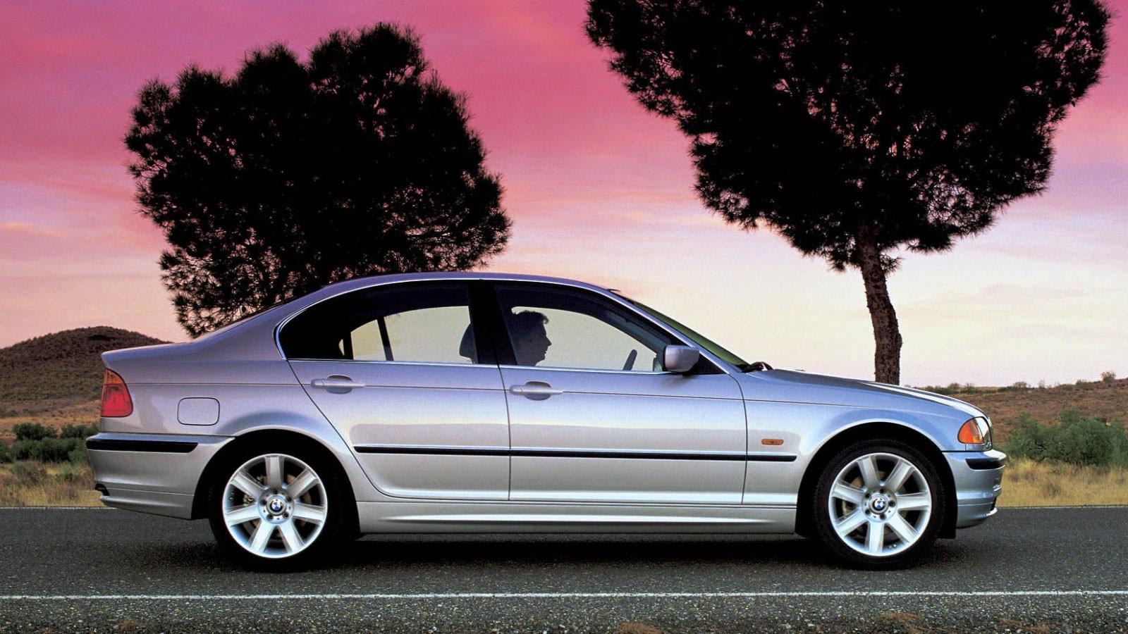 BMW 3 Series Sedan (E46) '1998–2007