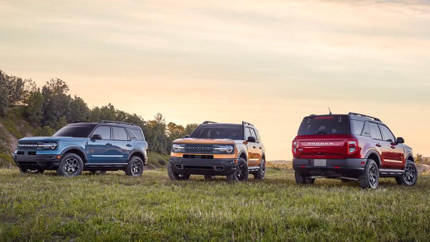 Новый кроссовер Ford: у Bronco Sport платформа от Kuga и только полный привод