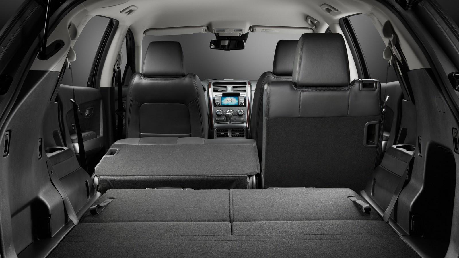 Интерьер Mazda CX-9 '2013–16