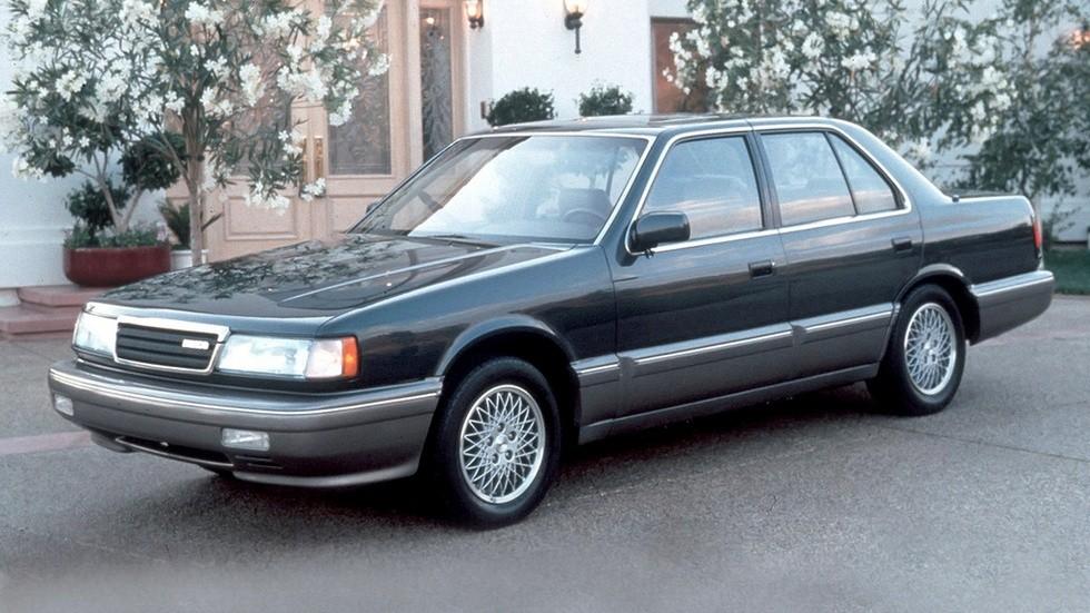 Mazda 929 '1987–92