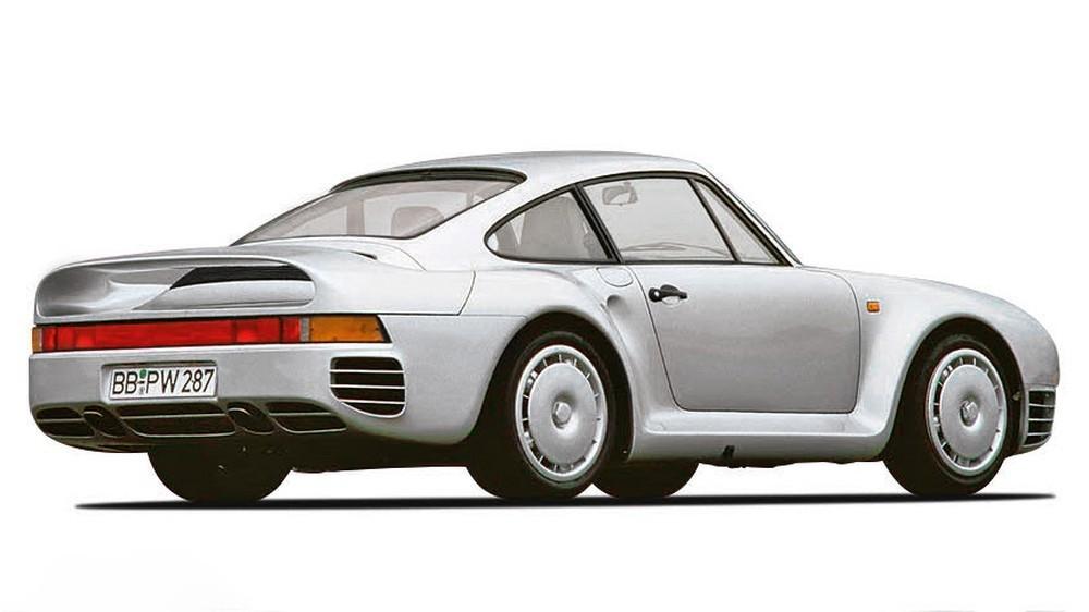Marc Philipp Gemballa и Ruf объединятся ради реинкарнации Porsche 959