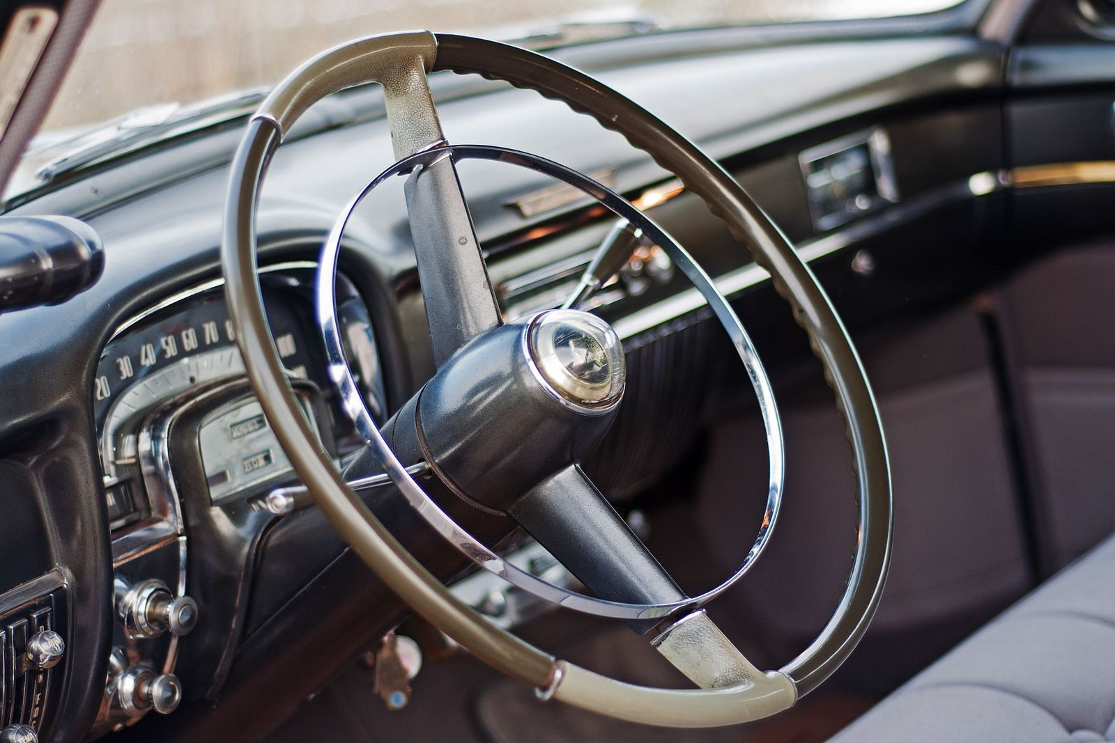 Для семи президентов: тест-драйв Cadillac Fleetwood 75 1953 года