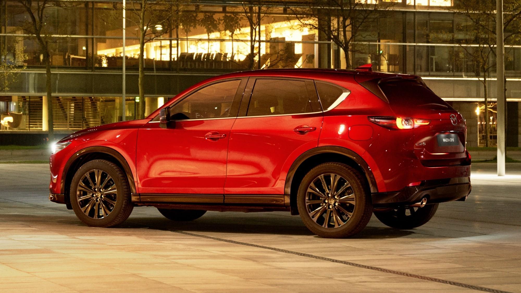 Обновлённый Mazda CX-5: больше комфорта и попытка обойти Subaru на полном приводе