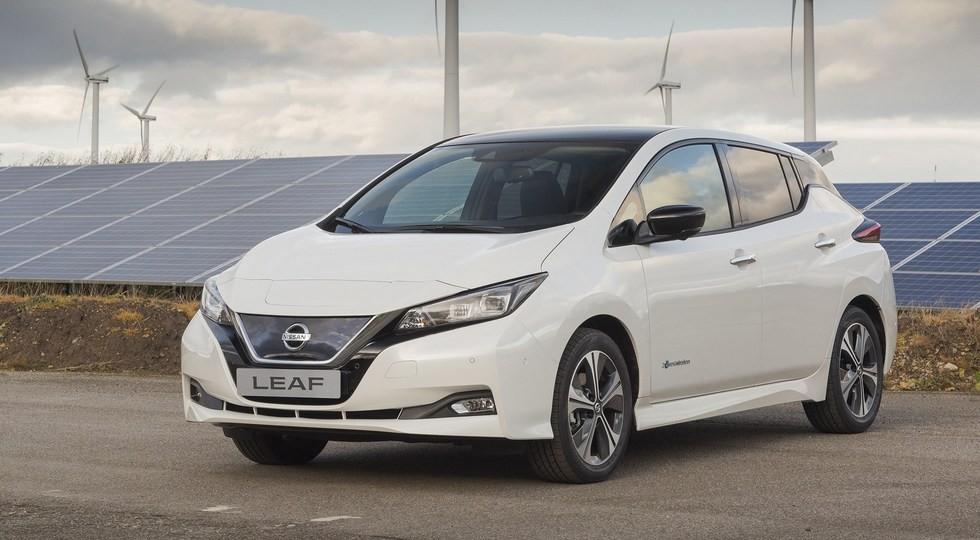 Nissan Leaf — Produktionsstart in Europa