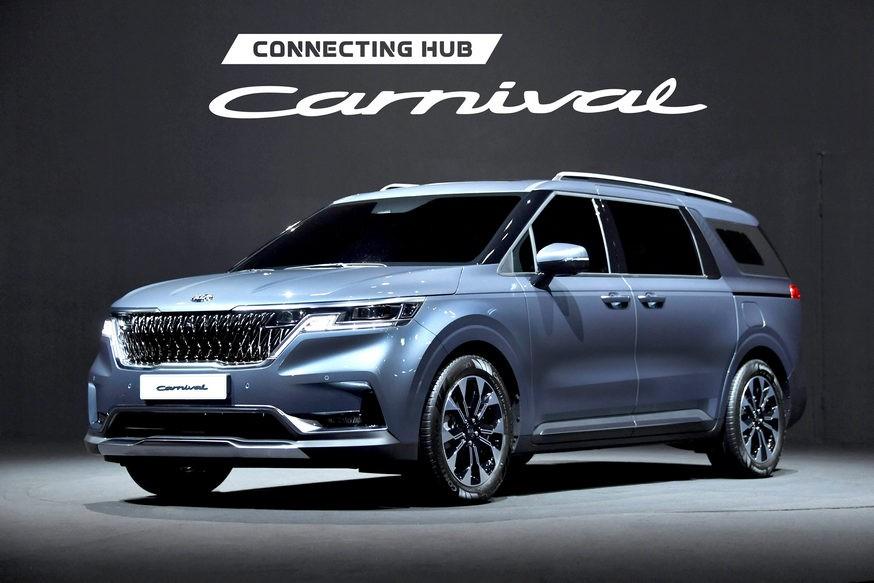 Обещанный России Kia Carnival: рекорд и VIP-версия на родине, другой V6 для глобальной модели