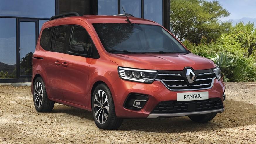 Соперник Volkswagen Caddy от Renault сменил поколение: дисплей вместо зеркала заднего вида