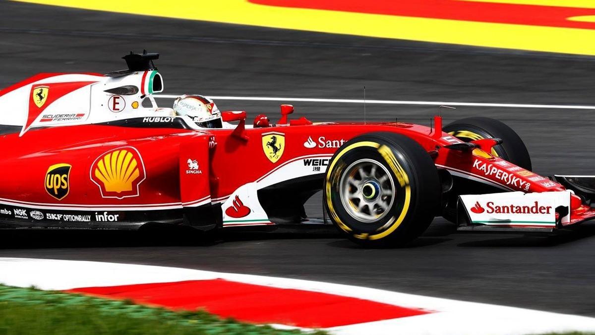 На трассе Хунгароринг, как считает Кими, Ferrari будет более конкурентоспособной