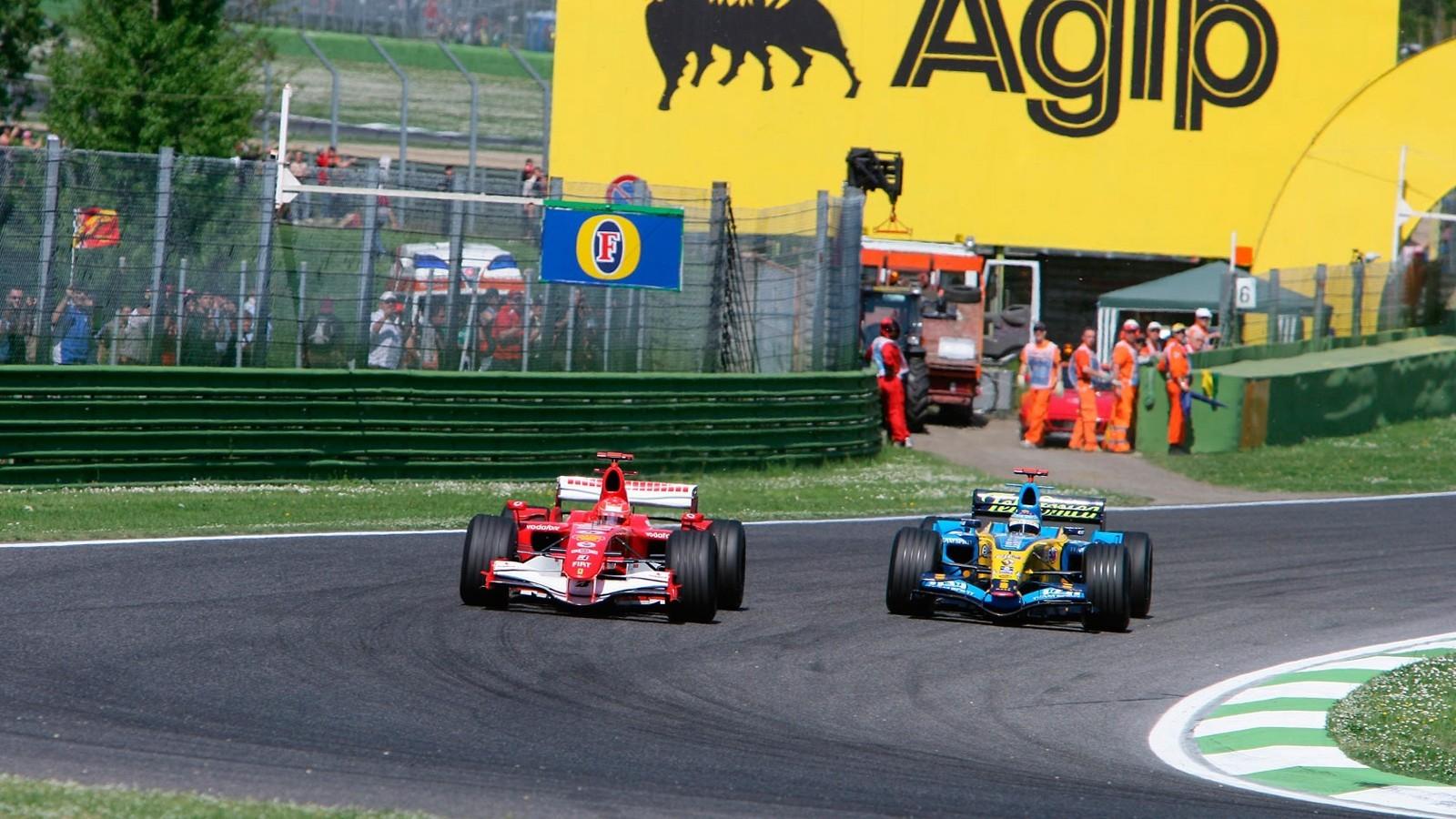Сейчас руководство трассы в Имоле делает всё для того, чтобы Ф-1 вернулась в Сан-Марино