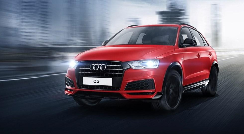 На фото: Audi Q3 S line competition